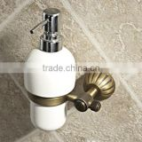 Brass Liquid Soap Dispenser, Bronze Finish Bathroom Accessories, X16006I                                                                         Quality Choice