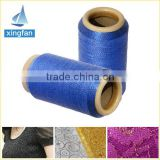 polyester metallic crochet thread