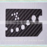 3k carbon fiber sheet 2mm, carbon fiber bicycle parts