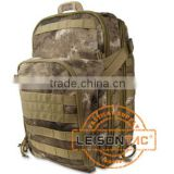 Molle system Backpack (Can hold the helmet)/1000D high strength waterproof and flame retardant Cordura