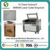 High Speed 60w Laser Tube Dsp Control Acrylic Laser Engraving Cutting Machine