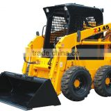 Chinese mini skid steer loader for farm equipment, garden tractor loader in New Zealand