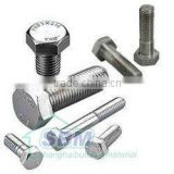 m12 m14 m16 m18 m20 Bolt and Nut (Fastener Wholesale; Provide Grade:2 4.8 5 8.8 10.9 12.9 )