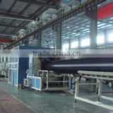 LOW PRICE OF HDPE TUBES PLASTIC EXTRUSION MACHINE LINE