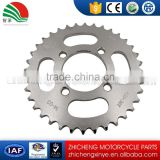 Motorcycle Sprocket Wheel / Motorcycle Chain And Sprocket Kits / India Standard Sprocket
