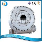 Horizontal centrifugal single stage metal sand gravel pump for sugar beet