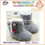 wholesale baby booties knitted baby shoes