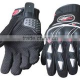 Motocross leather motorbike gloves,motorcycle leather gloves,heated racing gloves