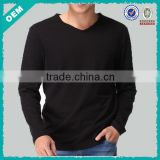 fashion plain black t shirts,plain black t shirtsplain black t shirts for men wear,(lyt070045)