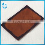 Create jeans leather labels embossed leather labels synthetic leather hang tag for garments