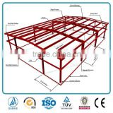 CE certificate light steel construction buildings                                                                         Quality Choice