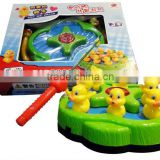 Wind up Electric B/O Magnetic Lovely Ducks Game With Music