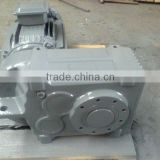 FA127 hollow shaft Parallel shaft helical gearbox motor                                                                         Quality Choice