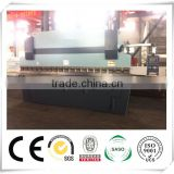 Tandem type press brake machine, Light street poles production line used brake press machine