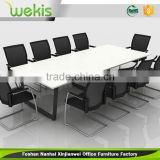 The price of a large modern luxury executive conference room table specifications