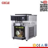 Low price embraco compressor ice cream machine