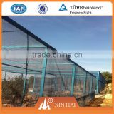 First class wild birds protection nylon multifilament nets outdoor use in Mediterranean weather