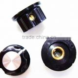 MFA03 6mm plastic knob for RV24 potentiometer
