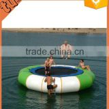 hot sell ! 2015 the new product giant inflatable water jump bed / trampoline for entertainment made in china