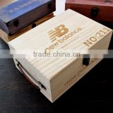 classical small wooden shoe box storage box wooden box wooden packaging wholesale