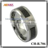 2016 Tungsten carbide antique style diamond rings for engagement