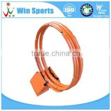 export china steel basketball ring on sale