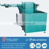 Auto feeder with upload induction heating steel rod dia. 50 and 60mm for forging