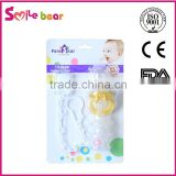 crystal soothers sucette baby silicone mold baby pacifier clip