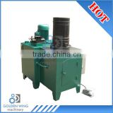 Semi-automatic Hydraulic Beading Machine To Dust Collector Cover Out Shell Making Producton Line