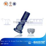 BAOSTEP High Tensile Strength Custom Color Iso Certified U Bolt With Washer And Nut For Nissan