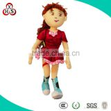 Stuffed Funny Customed american girl doll clothes wholesale for girls gift