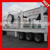 competitive price mobile Crushing Plant, crushing & screening plant,portable mobile jaw crusher plant on sale