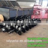 transfer cart,helical blade for grain cart,screw conveyor, screw conveyor blade, screw conveyor helical blade