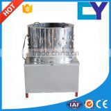 Good performance chicken and broiler poultry feather removal machine/pigeon plucking machine for sale