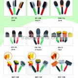 Long & Short Hair Cat brush & Dog Brush for Shedding, TOP Quality Plastic Deshedding tool, Multi-Colors