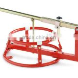 Portable motorcycle tire changer with Bead Breaker, tire changing equipment, motorcycle tire changer