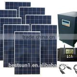 BPS-8000W solar panels for home use solar systems