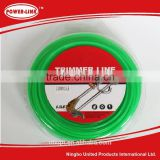 Garden Trimmer line 3.0mm,Nylon grass trimmer line