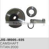 Motorcycle parts & accessories camshaft for TITAN2000