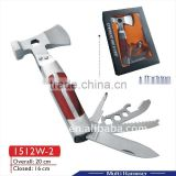 fire tool life-saving hammer Mini tool/Mini hammer/Tool and equipment/Pocket hammer with axe 512W