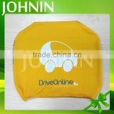 Promotional and Advertising Spandex Fabric Headrest Car Seat Covers