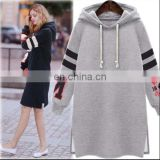 Clothing China Supplier Women Casual Pullover Jumper Hoodie Shirt Long Sleeve Coat Sweatshirt Tops