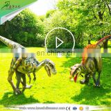 KAWAH Animatronic Realistic T-Rex Dinosaur Costume for sale