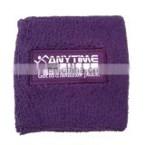 High quality colorful stylish towel cotton wrist support