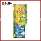 Lovely guitar toy musical set with microphone