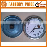 Wholesale OEM Round Plastic Wall Clock Decorative Wall Clock