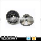 Gunmetal Shank Button Tack Button for Coat Jacket Jeans Zinc Alloy Engraved with Letters Customized Design Logo