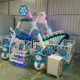Zhongshan Hantang New amusement rides ice pirate ship for sale