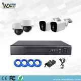 4chs H. 265 2.0MP/4.0MP/5.0MP Camera CCTV Security Surveillance Poe NVR Kits
