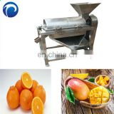 Commercial fruit juice making machine/mango fruit juicerextractor/mango pulp price